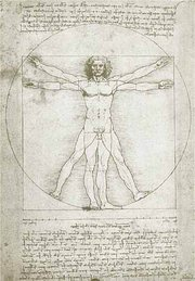 's , an example of the blend of art and science during the Renaissance